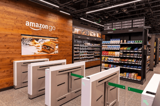 Amazon Go Store's are Cashierless
